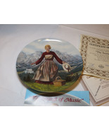 The Sound Of Music T. Crnkovich 5666C 84-K41-18.1 collector plate 1st 19... - $25.73