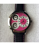 CC-BTW-50mm-PNK-SS  Curtis & Co Big Time World 3-Time 50mm Ladies Women ... - $750.00