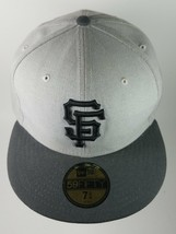 New Era 59FIFTY San Francisco SF Giants Fitted Genuine Merchandise Cap Hat - $26.18