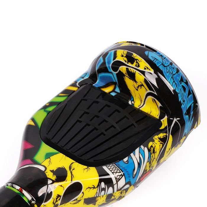 Hip Hop Graffiti Hoverboard Two Wheel Balance Scooter UL 2272