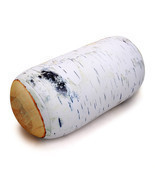 3D Novelty Particle Cotton Stump Log Wood Shape... - $15.59
