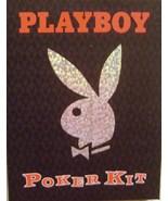 Playboy Poker Kit - $14.00