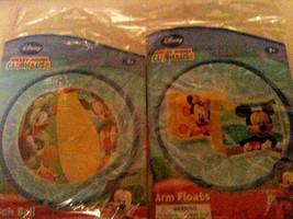 Disney Mickey's Clubhouse Pool Set Minnie & Mic... - $14.01