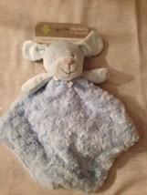 Blankets and Beyond Dog Blue Swirl Plush Securi... - $37.39