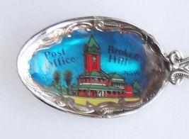 Collector Souvenir Spoon Australia Broken Hill Post Office The Silver Tree - $12.99