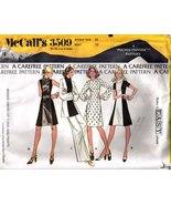 1973 DRESS PANTS TUNIC Pattern 3509-m Size 16 - $10.99