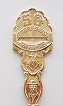 Collector Souvenir Spoon Australia Sydney Harbour Bridge Opening 50 Anni... - $9.99