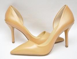 Michael Kors Julieta d'Orsay Pointed Toe Leathe... - $109.99