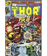 The Mighty Thor Comic Book #250 Marvel 1976 FINE - $5.94