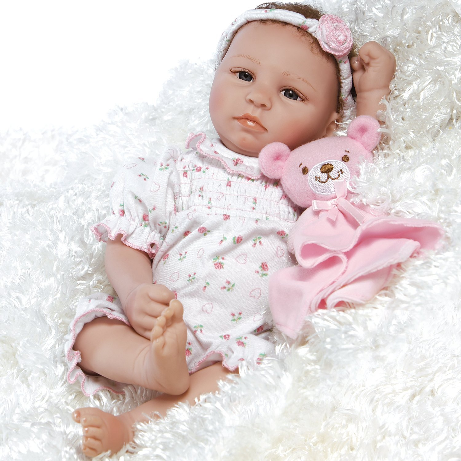 Paradise Galleries Realistic Baby Girl Doll Quot Bundle Of Joy