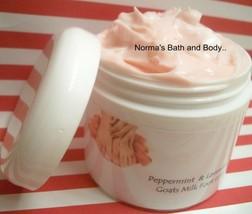 peppermint n' lavender moisturizing foot cream - $8.00