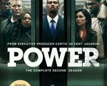 Power: The Complete Second Season 2 (DVD, 2016) TV Series New