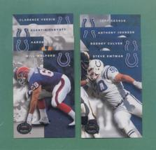 1993 SkyBox Premium Indianapolis Colts Football Set - $2.25