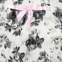 Baby Girls 3M-24M Rose Print Brush Knit Bubble Dress/Legging Set, Bonnie Jean image 2
