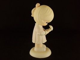 Precious Moments, 524522, Always In His Care, Bow & Arrow Mark, 1989 - $24.95