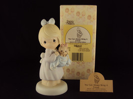 Precious Moments, 527122, You Can Always Bring A Friend, Vessel, Issued ... - $24.95