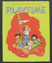 PLAYTIME (Whitman Tiny Tot Tales) [Hardcover] [... - $5.95