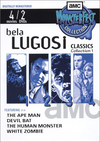 Bela Lugosi Classics Collection 1 (DVD, 2003, 2-Disc Set)