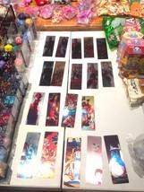 BOOKMARKS - Assorted -- Aluminum -- Anime/Media/Superheroes/Video Gaming - $30.00