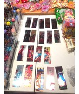 BOOKMARKS - Assorted -- Aluminum -- Anime/Media/Superheroes/Video Gaming - $30.00