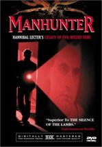 Manhunter (DVD, 2001, Theatrical Version) New