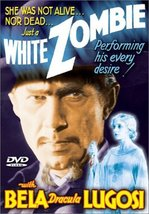 White Zombie (DVD, 1932) New