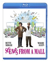 Scenes From a Mall (Blu-ray Disc, 2011)