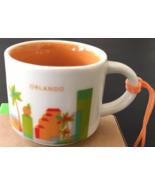 Starbucks 2015 Orlando, Florida You Are Here Co... - $18.45