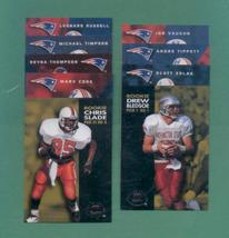 1993 SkyBox Premium New England Patriots Football Set - $3.99