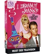 I Dream of Jeannie - Complete Series (DVD Set) Classic TV Comedy New - $35.55
