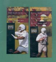 1993 SkyBox Premium Phoenix Cardinals Football Set - $2.50
