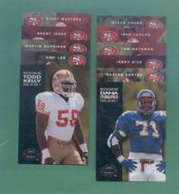 1993 SkyBox Premium San Francisco 49ers Football Set - $2.50