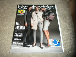 Bloomingdales NY Womens Fashion & Accessories Color Catalog 154 pg Sept ... - $9.99