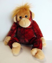 Schweetheart - TY The Beanie Buddies - Orangutan / Monkey / Ape - Cute! - $13.87