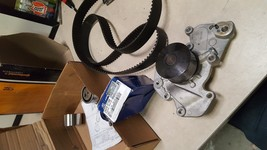 Engine Timing Belt Kit-with Water Pump and Seals CRP PP315LK1 Missing Ga... - $130.49