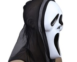 40 Pack - Halloween Scream Ghost Mask & Head Cover For Masquerade Party