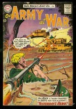 OUR ARMY AT WAR #133 1963-DC COMICS-BAZOOKA-SGT ROCK VG - $31.53