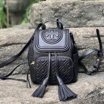 Tory Burch Fleming Mini Backpack - $280.00
