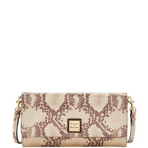 Dooney & Bourke Kitney Python Embossed Leather ... - $196.02