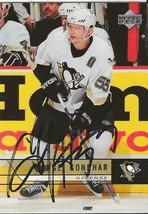 Sergei Gonchar 2006 Upper Deck Autograph #158 JSA Senators Penguins - $14.89