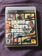 Grand Theft Auto V GTA 5 Sony PS3 Missing Map TESTED Rockstar 2013 - $10.62