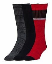 Under Armour Unisex 3PK UA Twisted 2.0 Crew Socks L 1292853-600 - $25.99