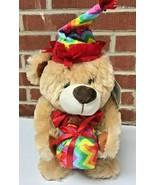 Happy Birthday Animated Musical Bear - $19.99