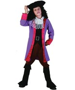 PIRAT CAPTAIN HOOK KOSTÜM KLEINE KINDER KOSTÜM #DE - $23.66