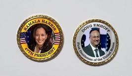 47th President Kamala Harris and First Gentleman Doug Emhoff Celebration... - $5.69
