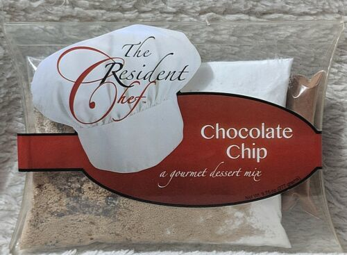 The Resident Chef Chocolate Chip Gourmet Dessert Mix Gluten Free