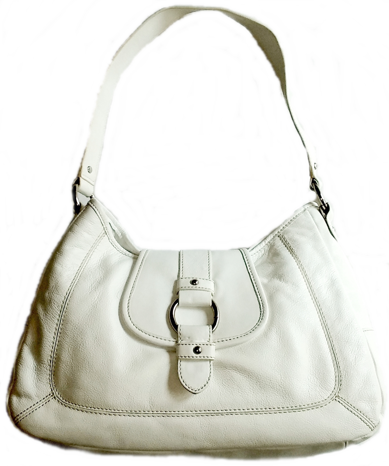 Wilsons leather white front