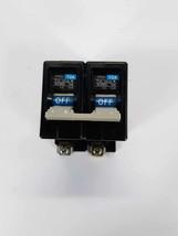 Fuji CP32D Circuit Breaker 10A 2Pole - $22.04