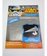 Fascinations Imperial Star Destroyer: Star Wars Metal Earth 3D Metal Mod... - $8.86