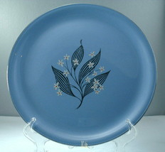 Homer Laughlin Skytone Stardust Dinner Plate - $9.27